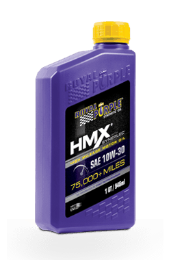 HMX high mileage motor oil