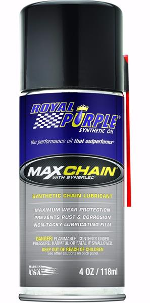 Royal Purple max chain