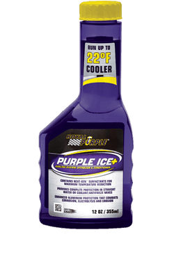 Royal Purple's Purple Ice
