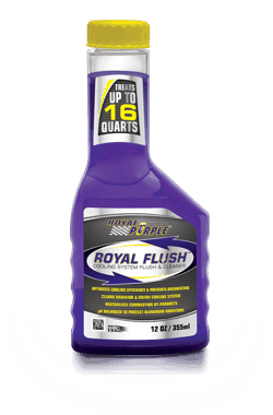 Royal Purple Royal Flush